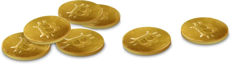 מטבעות שוקולד ביטקוין