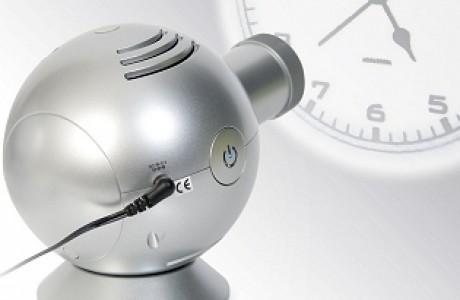 שעון מקרין אנלוגי