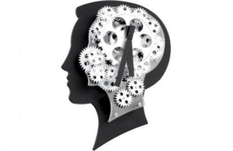 שעון קיר גלגלי מוח