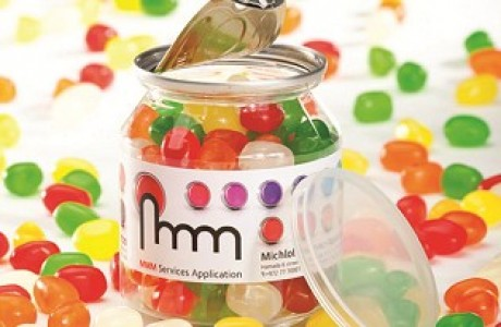 ממתקים ממותגים