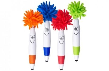 עט פלסטיק קרייזי