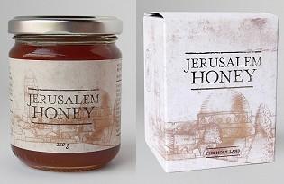 מארז דבש ירושלמי