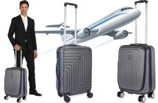 מזוודות עלייה למטוס