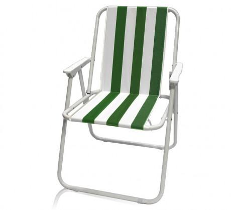 כיסא מתקפל לים בעיצוב רטרו