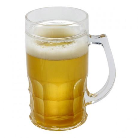 ספל בירה להקפאה - 400 מ