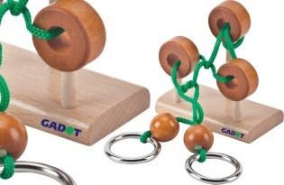 משחק מנהלים חבלים וטבעות