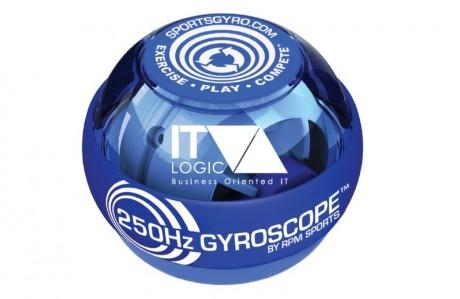 מתנות למנהלים - כדור ג'יירו (לקוח: ITLOGIC)