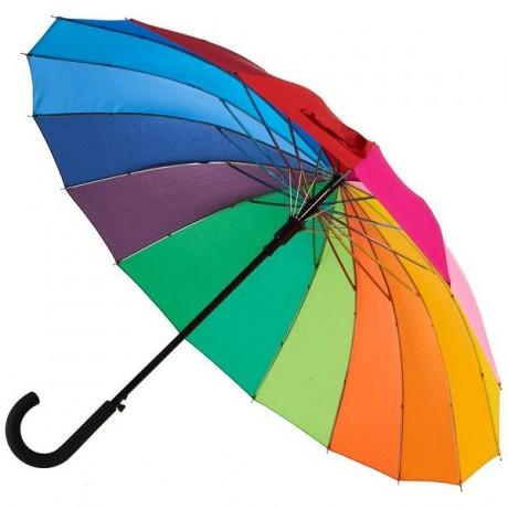 ריינבו - מטריה בצבעי הקשת 30 אינצ'