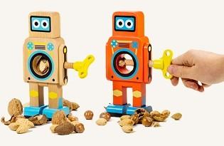 מפצח אגוזים רובוט