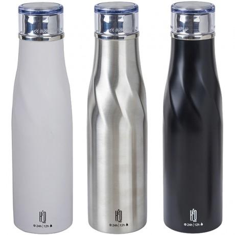 בקבוק טרמוס ממותג מנירוסטה - 540 מ