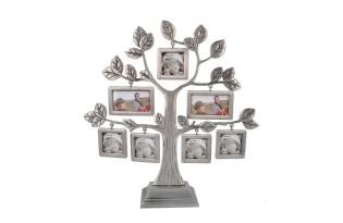 עץ משפחה - 7 מסגרות לתמונות