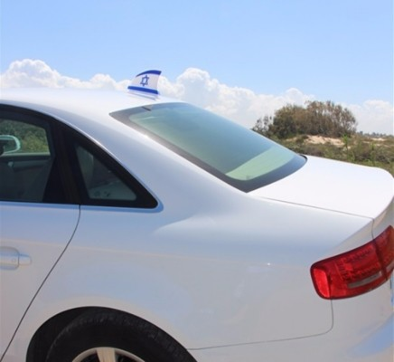דגלים לרכב בעיצוב אישי
