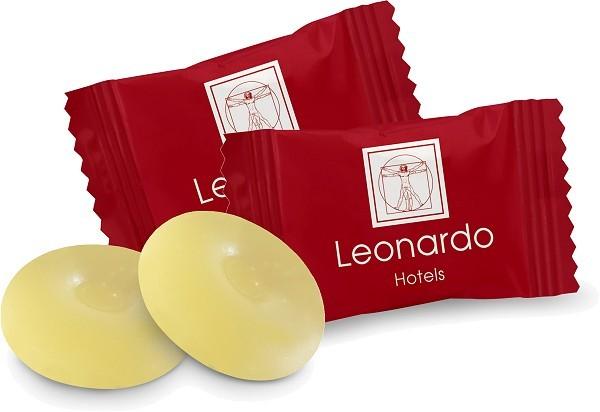 סוכריות ממותגות ללא סוכר (רשת מלונות לאונרדו)