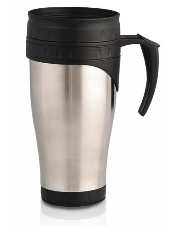כוס תרמית ממותגת לקפה