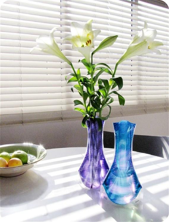 Vazu Expandable Flower Vaseexpandable Flower Vase Vases Sale