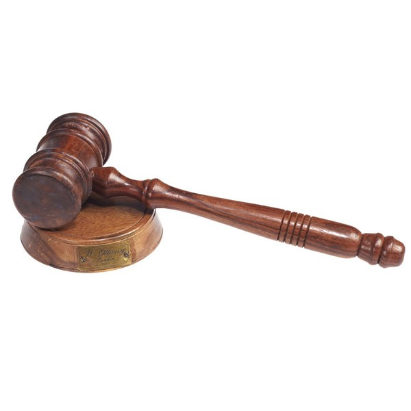 פטיש שופט